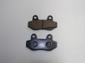 MotoX DB110Z dirtbike brake pads