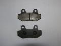 Loncin PY90 minibike brake pads front