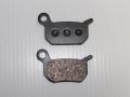 Zinger 50 LC minibike brake pads front
