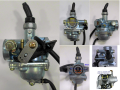 PZ19 carburetor with choke lever (suits Loncin Linmax 110)