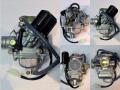 Loncin Linmax 150 carburetor with choke solonoid