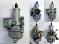 PZ30 carburetor with lever choke