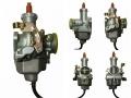 PZ27 carburetor with lever/ cable choke (suits Scrambler 150 Trailbike)