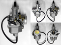 PZ27 Dekni carburetor with lever/ cable choke  (suits Shineray XY150GY-11-C)