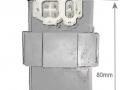 Shineray Scrambler XY150GY-11 CDI dimensions
