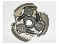 50cc clutch air-cooled pocket-mini bike 3-shoe clutch F7, Zinger 50, Zinger 50RR