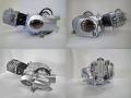 Demon 90cc 4-stroke manual 4 speed minibike engine - kick start