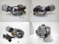 Demon 90cc 4 speed semi auto 4 speed minibike engine - kick start
