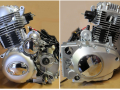 Loncin Outback 200 engine complete