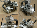 Zinger 50 LC engine 2-stroke water-cooled