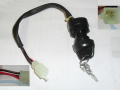 Linmax 110F ignition barrel & key (also suits LX150,M & 3)