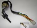 Meerkat 50-08 & C4 (C model only) ignition barrel & keys