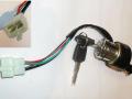Meerkat MKII ignition barrel (diff plug than Kazuma)