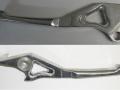 Xmotos XB80 clutch & front brake levers