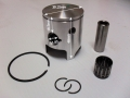 Zinger 50 LC 2-stroke Water-cooled Minibike piston parts
